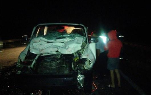 ВЧеркасской области в трагедии тяжело пострадали пятеро жителей Молдовы